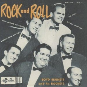 BENNETT BOYD - 1956 02 A