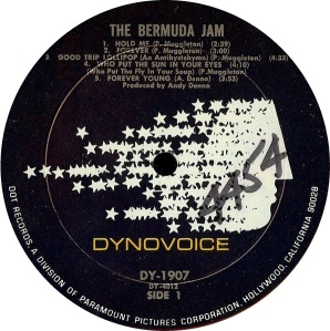 BERMUDA JAM 1969 B
