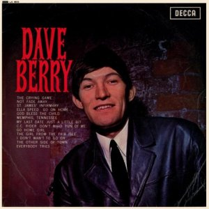 BERRY DAVE 1963 A
