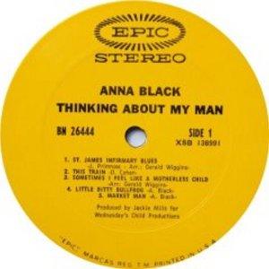 BLACK ANNA 1969 C