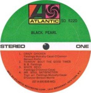 BLACK PEARL 1969 B