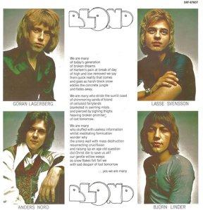 BLOND 1969 B