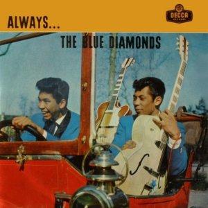 BLUE DIAMONDS 1960 A