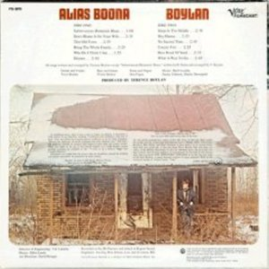 BOYLAN TERRY 1969 B