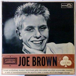 BROWN JOE 1962 A