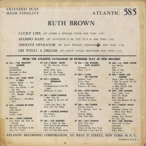 BROWN RUTH 1957 01 B