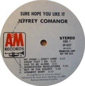 CAMONOR JEFF 1969 C
