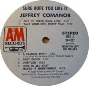 CAMONOR JEFF 1969 D
