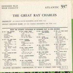 CHARLES RAY - 1957 02 B