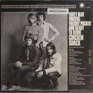 CHICKEN SHACK 1968 B