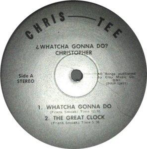 CHRISTOPHER 1969 C