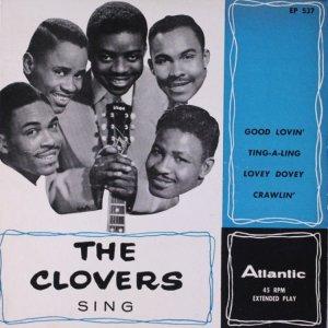 CLOVERS 1954 01 A