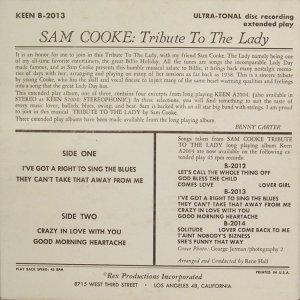 COOKE SAM 1958 05 B