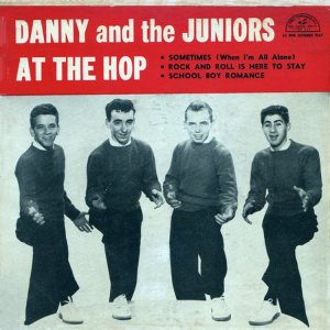 DANNY & JUNIORS 1958 01 A