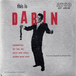 DARIN BOBBY 1960 01 A