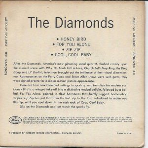 DIAMONDS 1957 01 B
