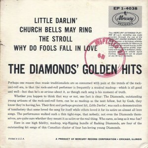 DIAMONDS 1959 01 B