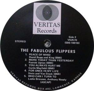 FABULOUS FLIPPERS 1970 C