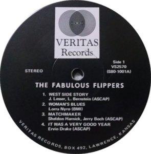 FABULOUS FLIPPERS 1970 D