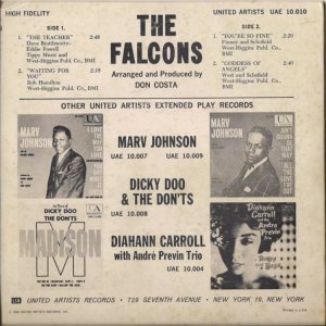 FALCONS 1960 01 B