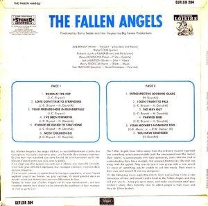 FALLEN ANGELS 1967 B