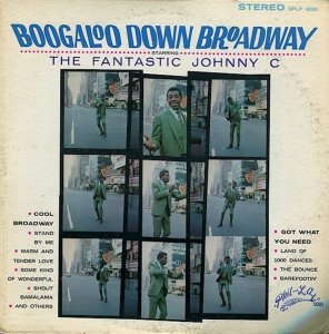 FANTASTIC JOHNNY C 1968 A