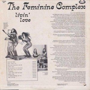 FEMININE COMPLEX 1969 B