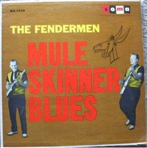 FENDERMEN 1960 A