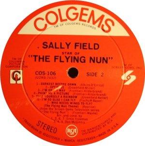 FIELD SALLY 1967 D