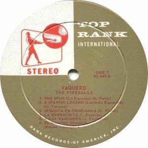 FIREBALLS 1960 D
