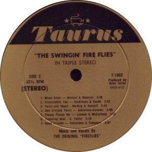 FIREFLIES 1960 D