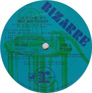 FISCHER WILD MAN 1969 C