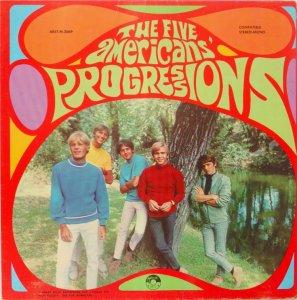 FIVE AMERICANS 1967 A