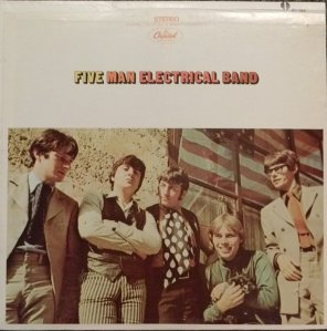 FIVE MAN ELECTRICAL BAND 1969 A