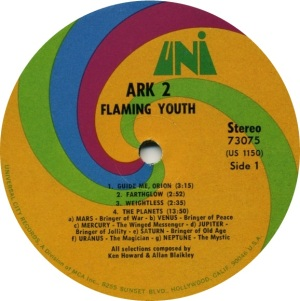 FLAMING YOUTH 1969 C