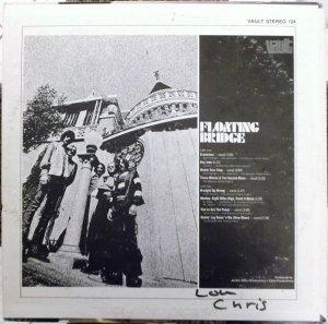 FLOATING BRIDGE 1969 B