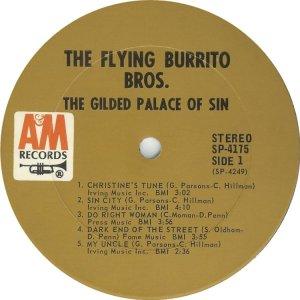 FLYING BURRITO BROS 1969 C