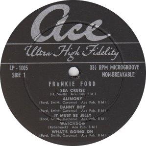 FORD FRANKIE 1959 C