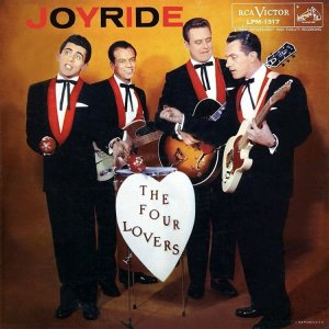 FOUR LOVERS 1955 A
