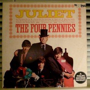 FOUR PENNIES 1967 A