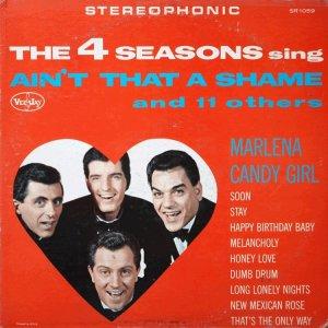 FOUR SEASONS 1963 A
