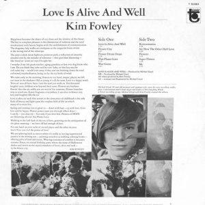 FOWLEY KIM 1967 B