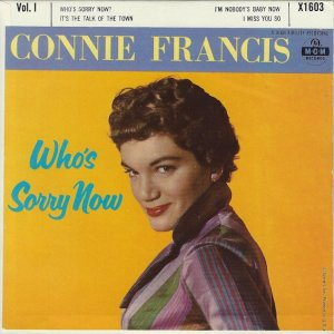 FRANCIS CONNIE 1958 01 A
