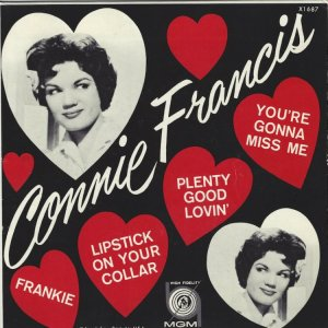 FRANCIS CONNIE 1959 07 A