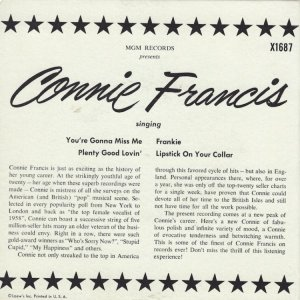 FRANCIS CONNIE 1959 07 B