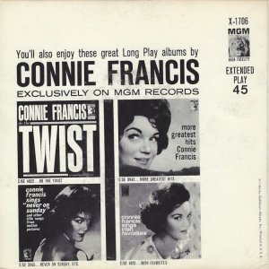 FRANCIS CONNIE 1962 02 B