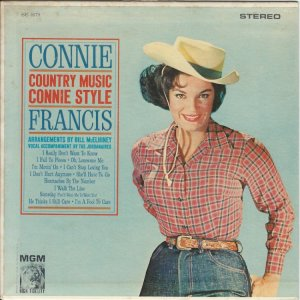 FRANCIS CONNIE 1965 01 A