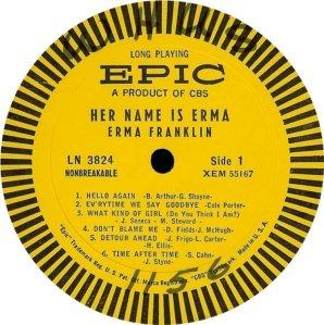 FRANKLIN ERMA 1962 C