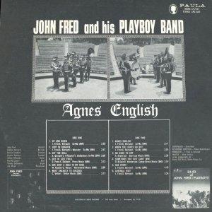 FRED JOHN 1968 B