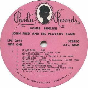 FRED JOHN 1969 C